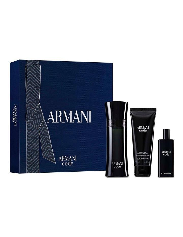 Armani Code EDT 75ml Gift Set image 1