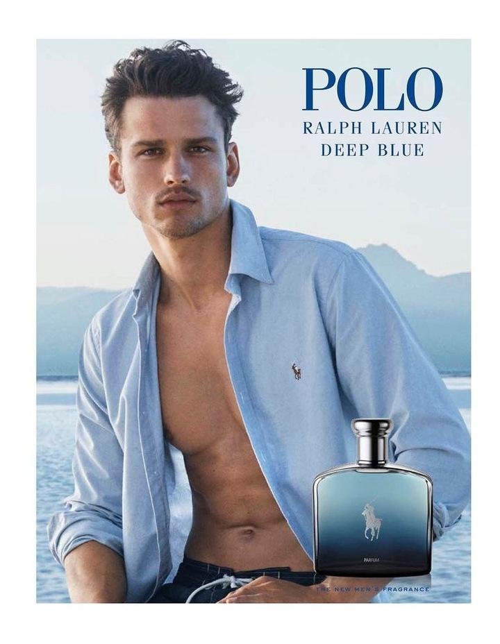 Ralph Lauren Deep Blue Parfum Gift Set (Parfum 125ml & Parfum 40ml) image 3