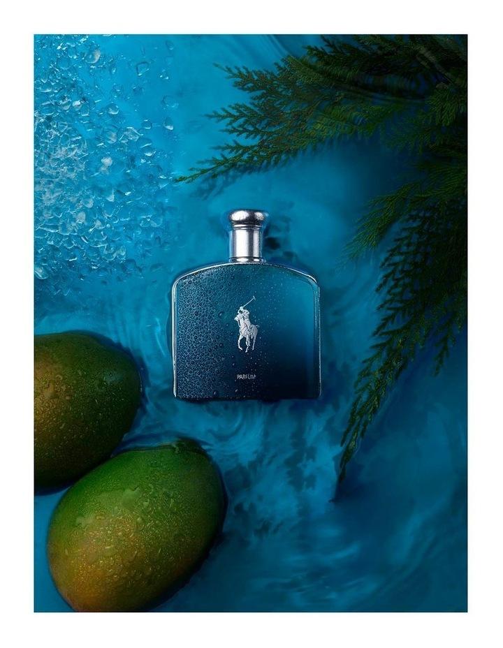 Ralph Lauren Deep Blue Parfum Gift Set (Parfum 125ml & Parfum 40ml) image 4