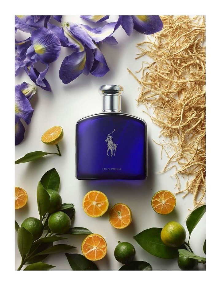 Ralph Lauren Polo Blue EDP Gift Set (EDP 125ml, EDP 40ml and Hand & Body Wash 100ml) image 2