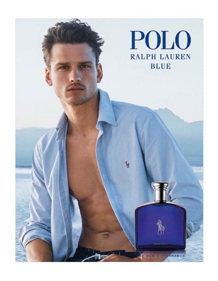 Ralph Lauren Polo Blue EDP Gift Set (EDP 125ml, EDP 40ml and Hand & Body Wash 100ml) image 3