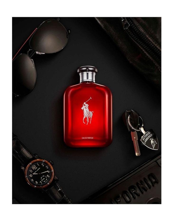 Ralph Lauren Polo Red EDP Gift Set (EDP 125ml and EDP 40ml) image 3