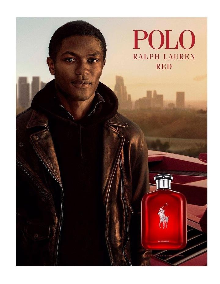 Ralph Lauren Polo Red EDP Gift Set (EDP 125ml and EDP 40ml) image 4
