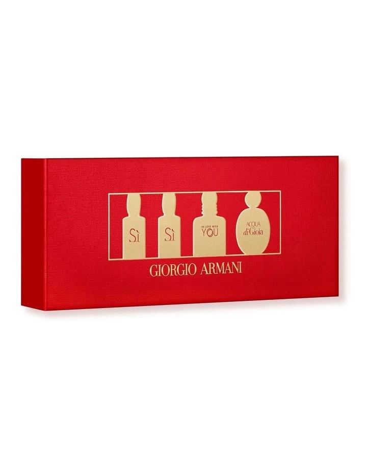 Armani Miniature Female Gift Set image 3