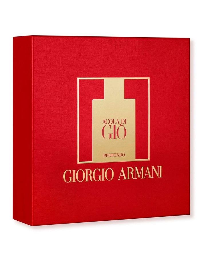 Acqua Di Gio Profondo 75ml Gift Set image 3