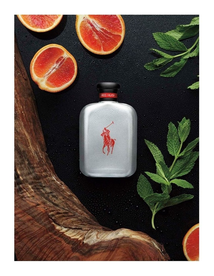 Ralph Lauren Polo Red Trio Gift Set (Polo Red EDT 40ml, Polo Red EDP 40ml and Polo Red Rush EDT 40ml) image 4