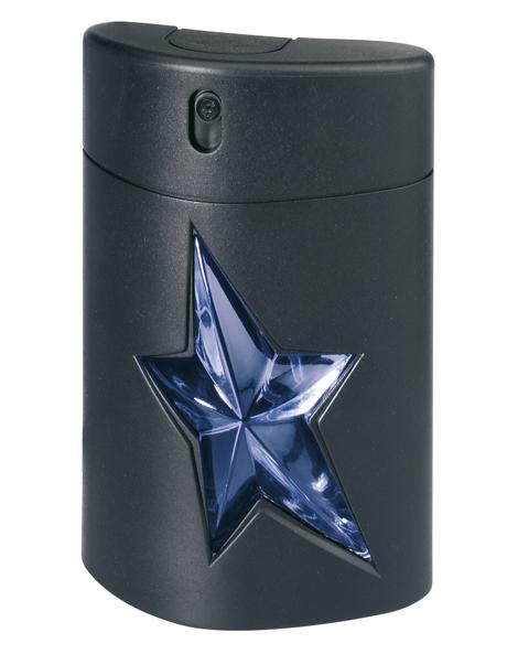 A*Men Rubber Flask Refillable Spray image 1