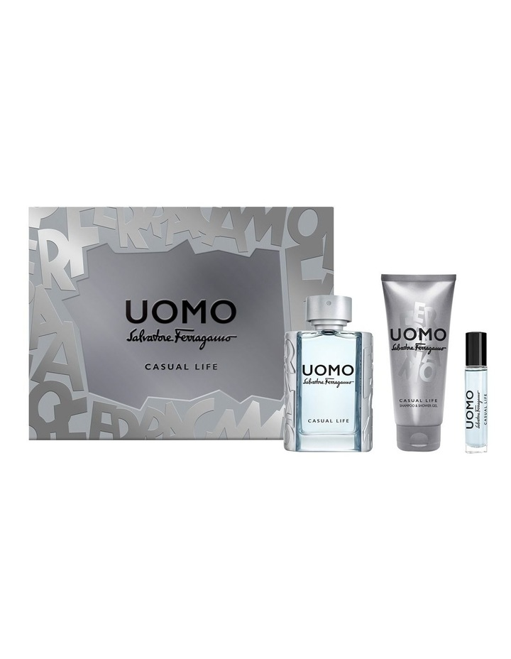Uomo Casual Life EDT 100ml Set image 1