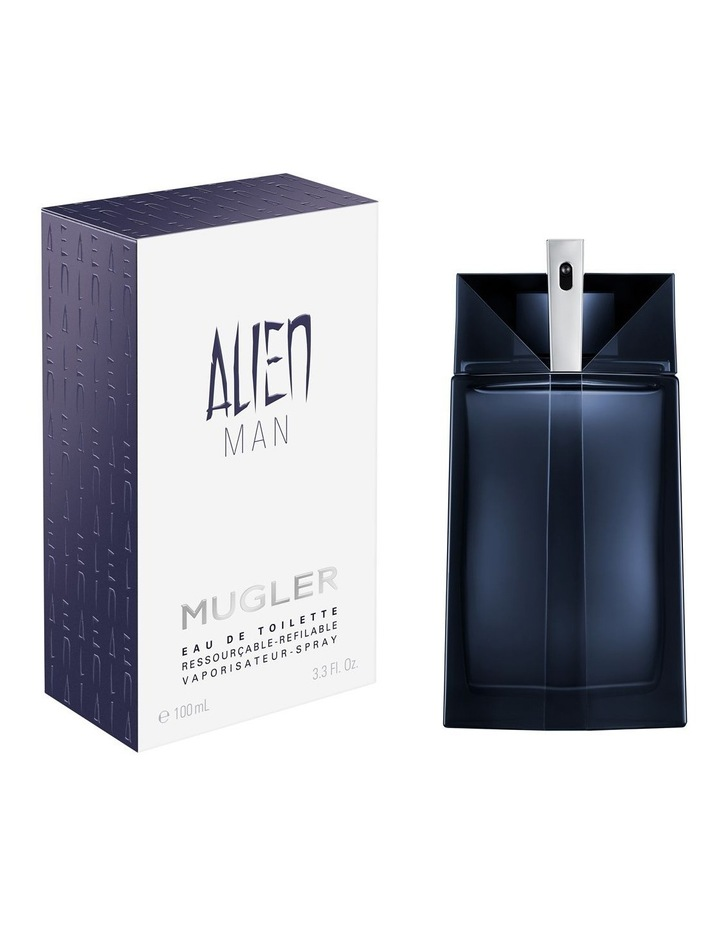 Alien Man EDT Refillable image 4