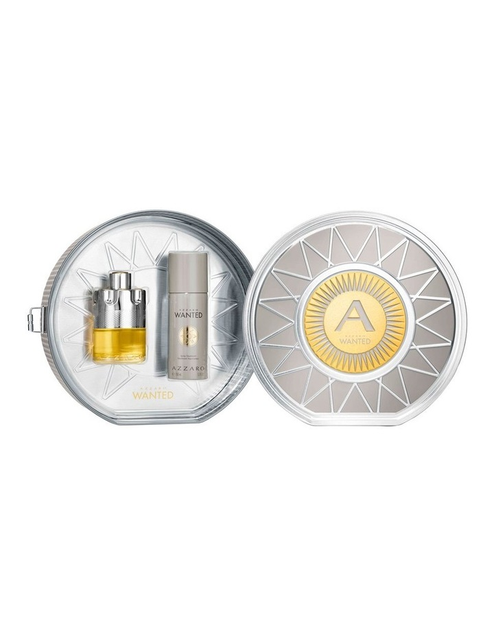 Wanted Set (EDT 100ml   Deodorant Spray 150ml) image 1
