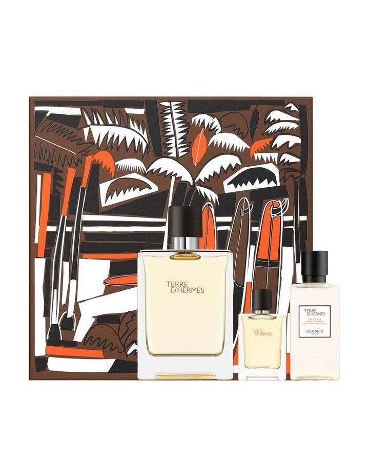 Terre d'Hermès Gift Set, Eau de Toilette, 100ml image 1