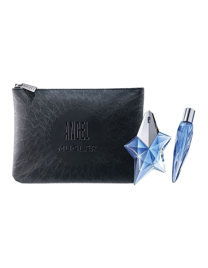 Angel Couture Set (EDP 25ml Refillable   EDP 10ml   Pouch) image 1