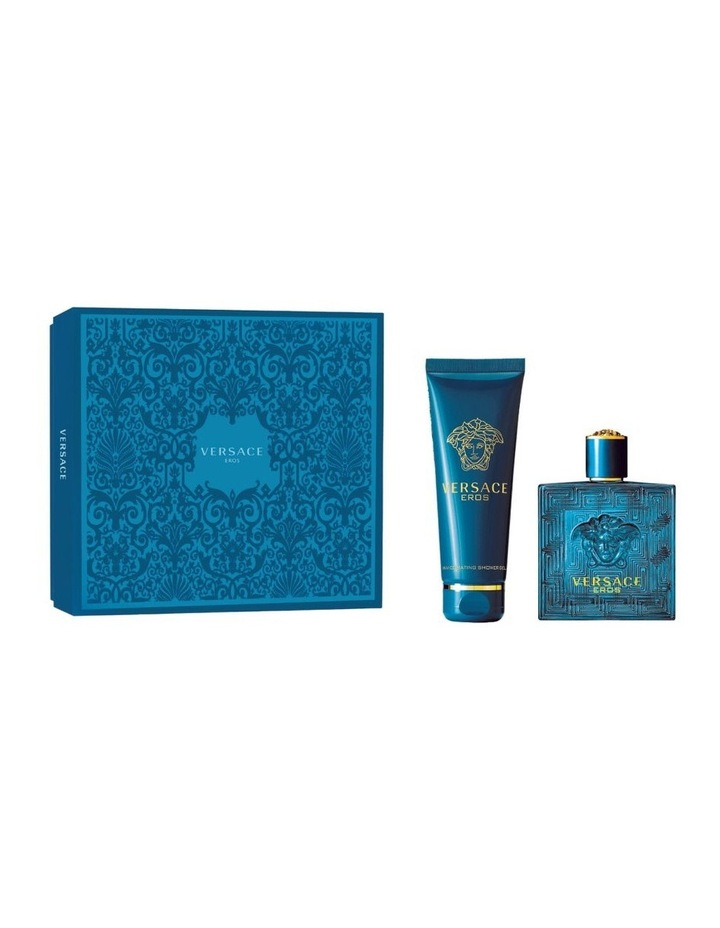 Eros Set (EDT 100ml   Bath & Shower Gel 150ml) image 1
