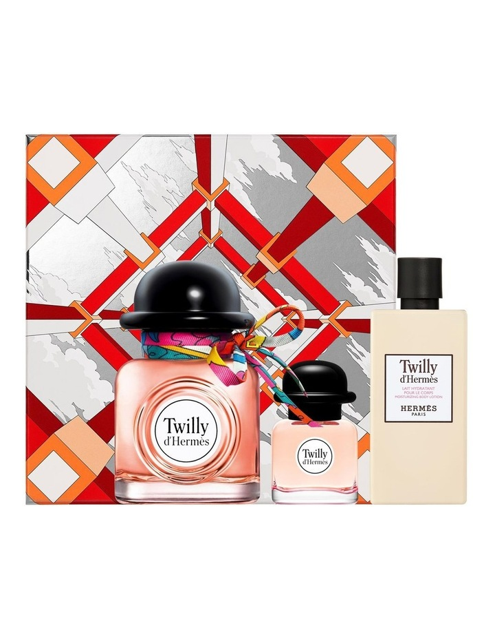 Twilly d'Hermès gift set, Eau de Parfum, 85ml image 1