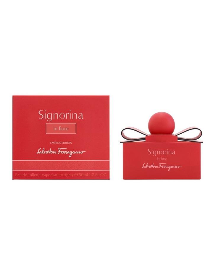 Signorina In Fiore Fashion Edition Eau de Toilette 50ml image 3