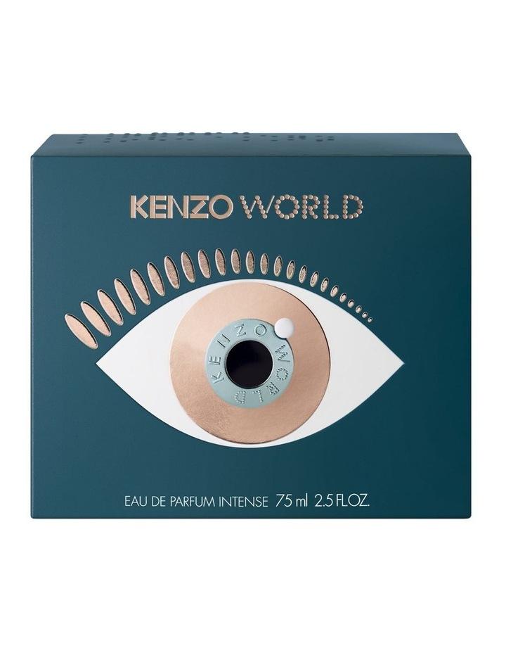 KENZO WORLD Intense Eau de Parfum image 3