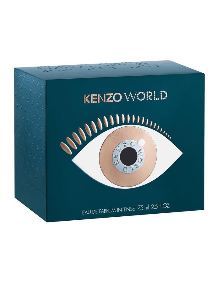 KENZO WORLD Intense Eau de Parfum image 4