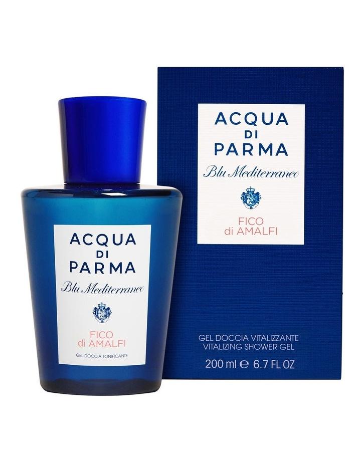 Blu Mediterraneo Fico di Amalfi Vitalizing Shower Gel image 2