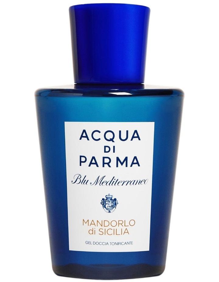 Blu Mediterraneo Mandorlo di Sicilia Pampering Shower Gel image 1