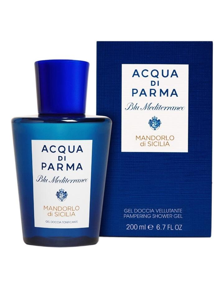 Blu Mediterraneo Mandorlo di Sicilia Pampering Shower Gel image 2