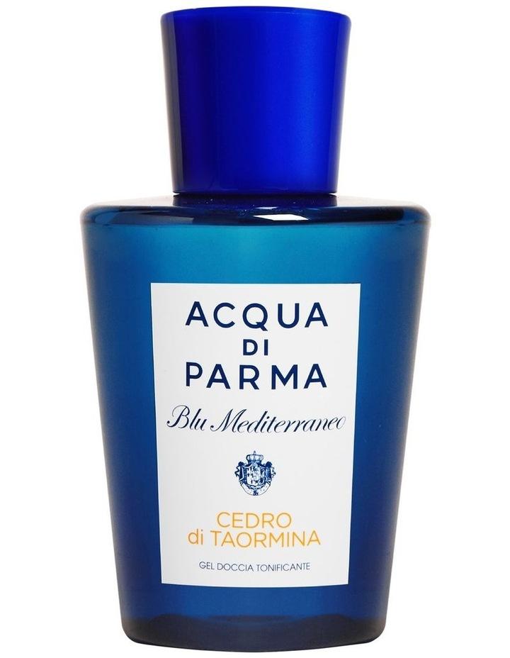 Blu Mediterraneo Cedro di Taormina Invigorating Shower Gel image 1