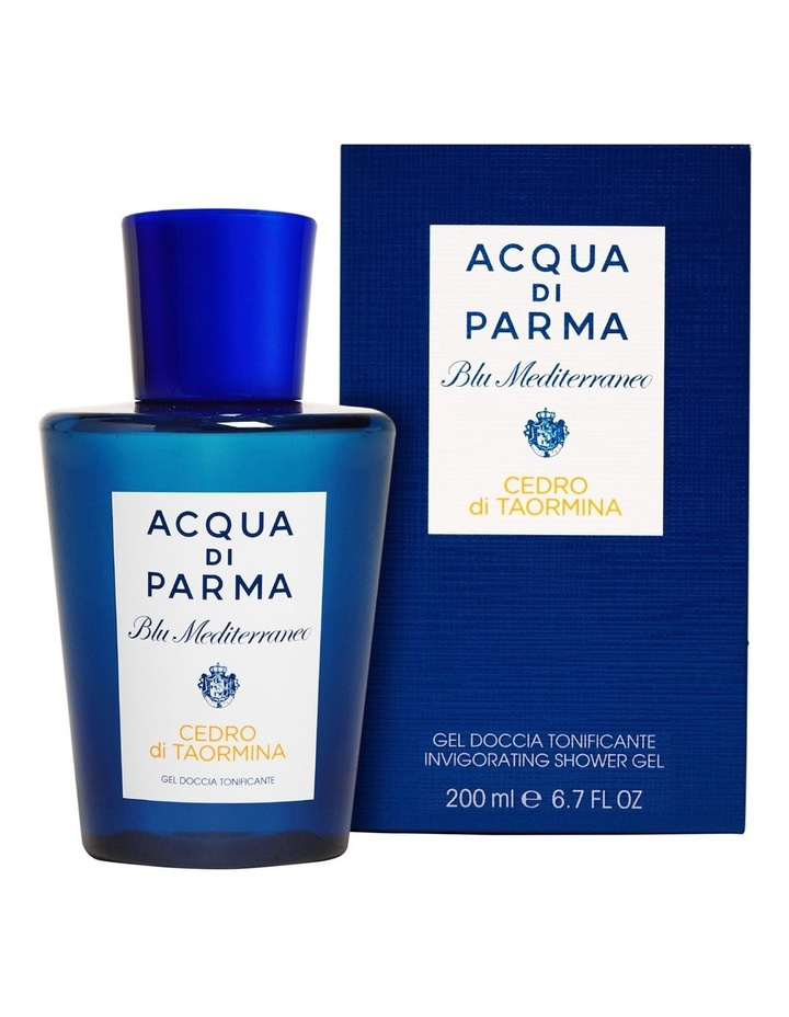 Blu Mediterraneo Cedro di Taormina Invigorating Shower Gel image 2