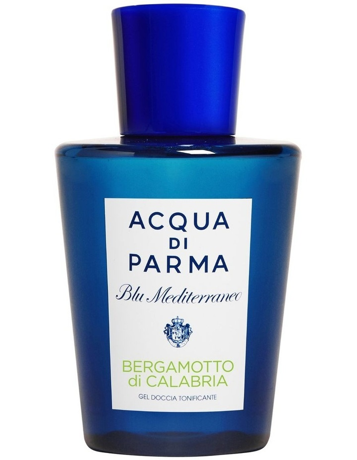 Blu Mediterraneo Bergamotto di Calabria Exhilirating Shower Gel image 1