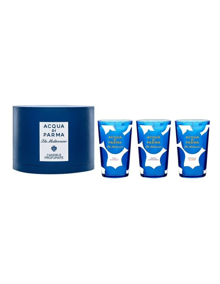 Blu Mediterraneo Candles Collection image 1