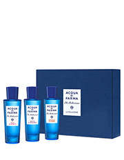 Acqua Di Parma Blue Mediterraneo, 3x30ml EDT Set