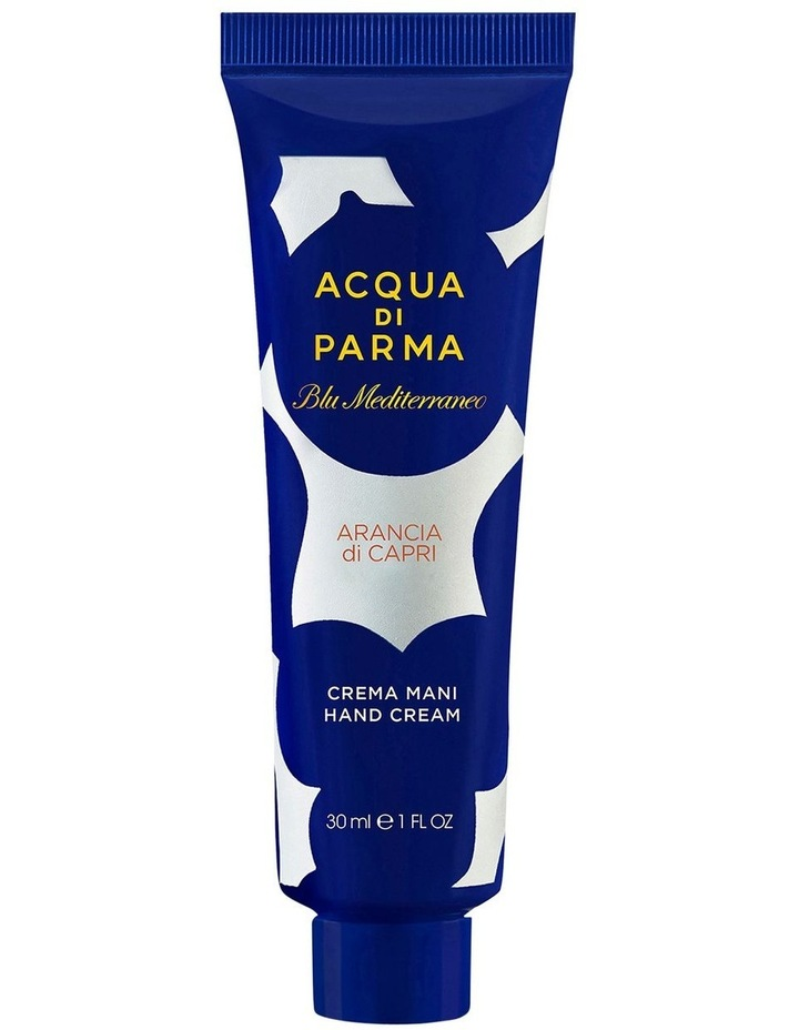 Blu Mediterreneo Arancia Hand Cream image 1