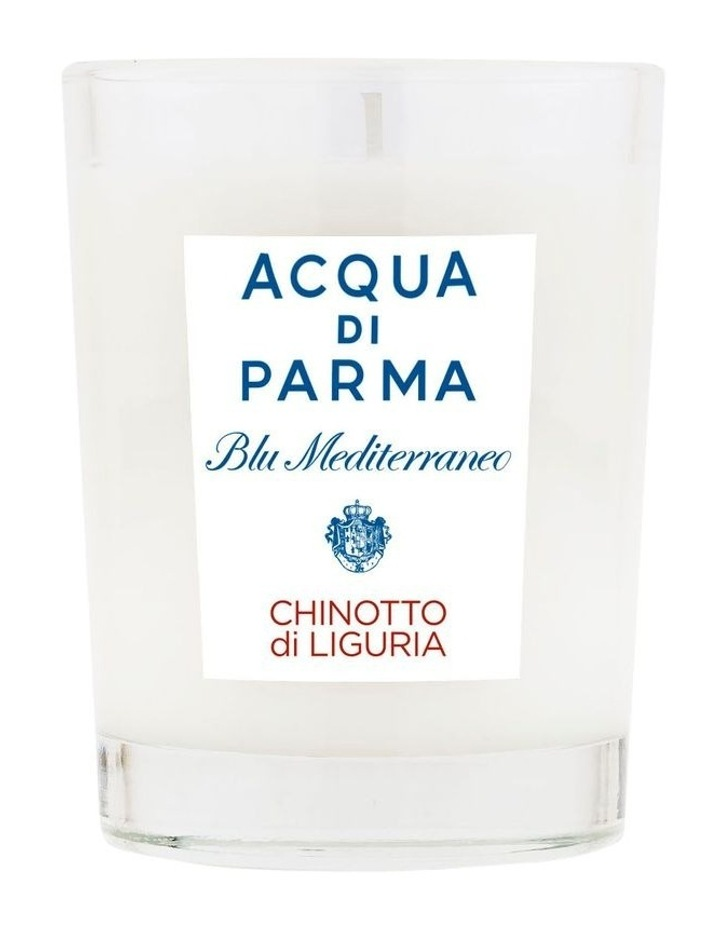Chinotto di Liguria Candle image 1