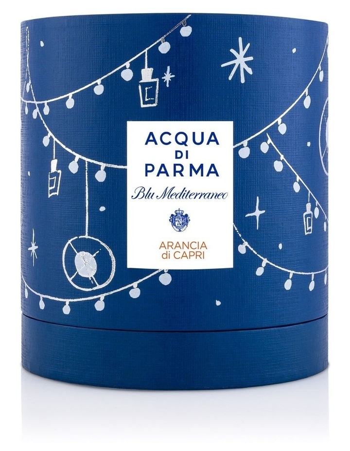Blu Mediterraneo Arancia di Capri Eau de Toilette Christmas Gift Set image 3