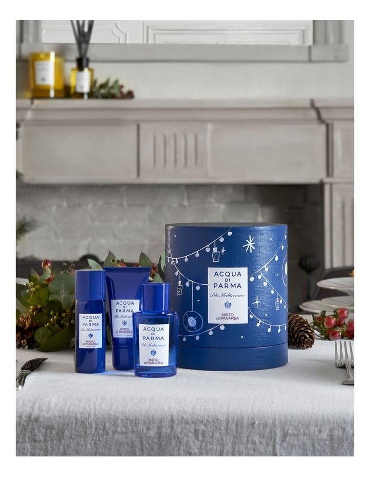 Blu Mediterraneo Mirto di Panarea Eau de Toilette Christmas Gift Set image 2