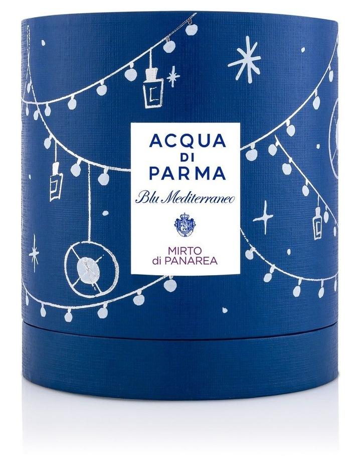 Blu Mediterraneo Mirto di Panarea Eau de Toilette Christmas Gift Set image 3
