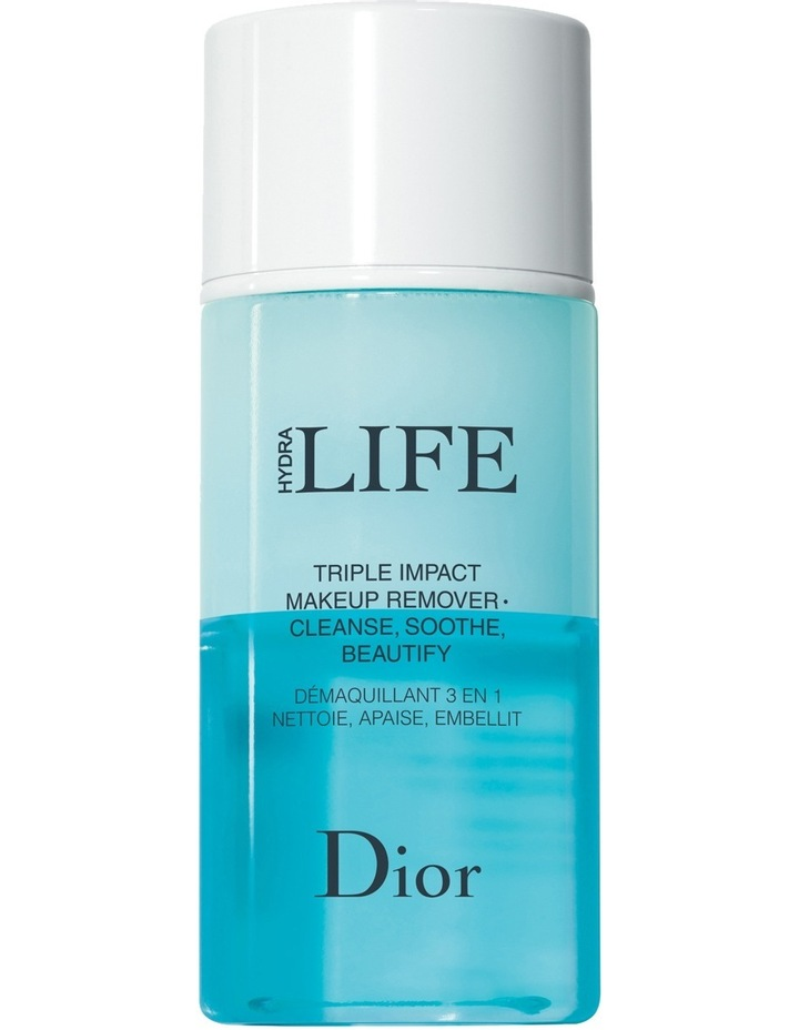 Hydra Life Triple Impact Makeup Remover - Cleanse  Soothe  Beautify image 1