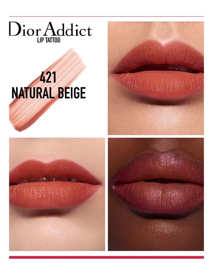 Dior Lip Tattoo image 2