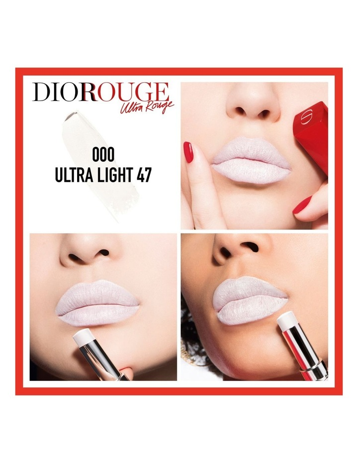 Rouge Dior Ultra Rouge Lipstick image 2