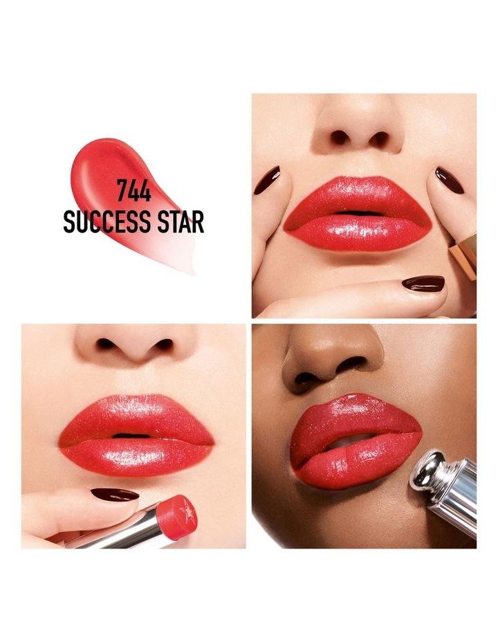 Dior Addict Stellar Halo Shine Lipstick - Shimmering Colour Lip Shine -  Luscious Hydrating Care image 2