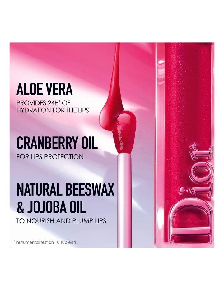 Dior Addict Stellar Gloss Balm Lip Gloss - Plumping Shine - 24h Hydration image 4