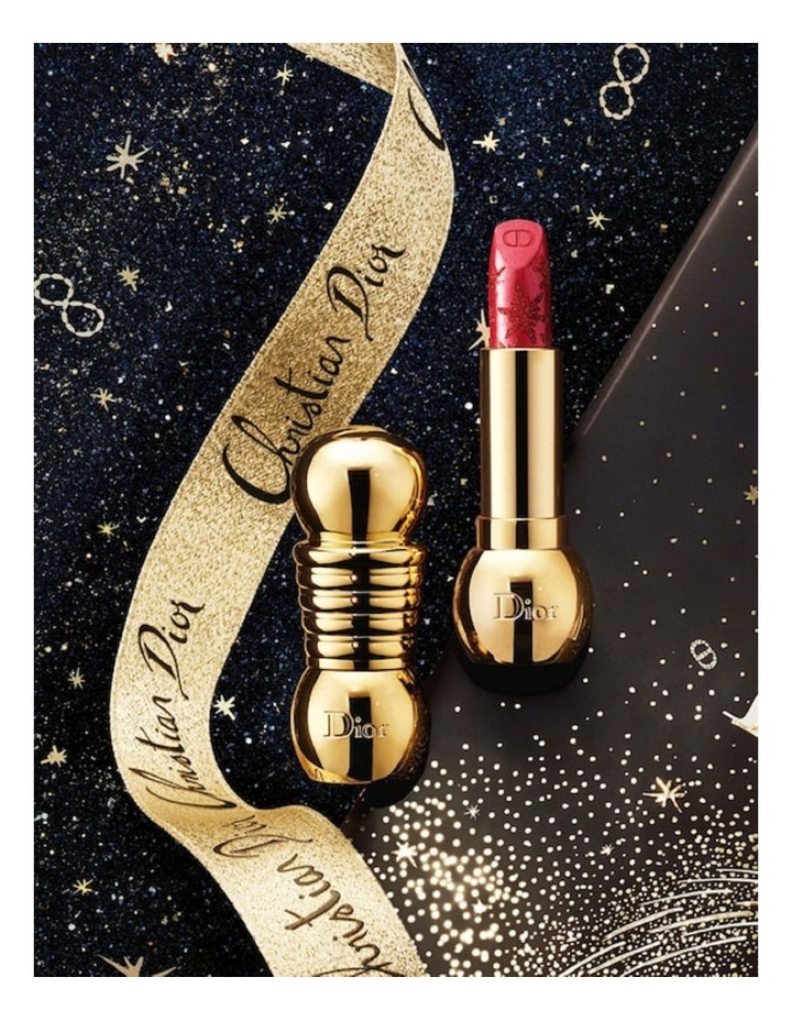 Diorific - Golden Nights Collection Limited Edition Sparkling Lipstick - True Color & Long-Wearing image 4