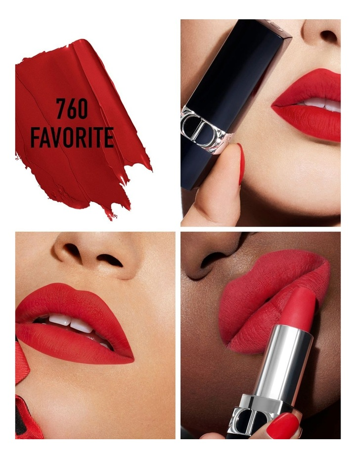 Rouge Dior - The Refill Couture image 3