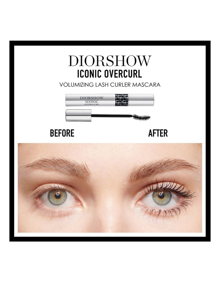 Show Iconic Overcurl Spectacular Volume And Curl Professional Mascara image 2
