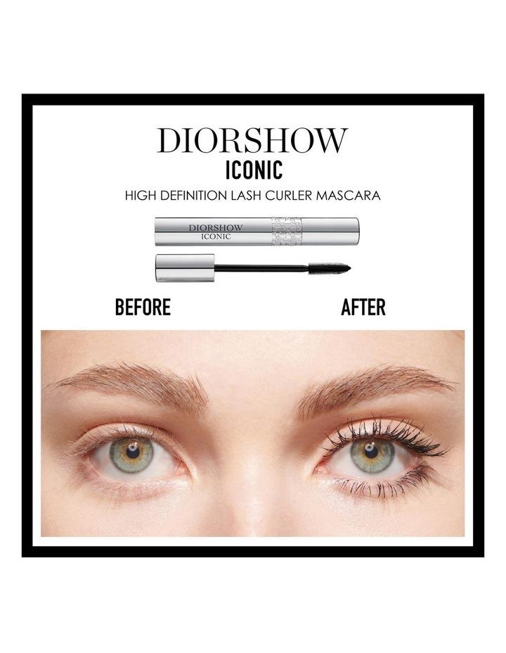 Diorshow Iconic Overcurl Waterproof Mascara image 2