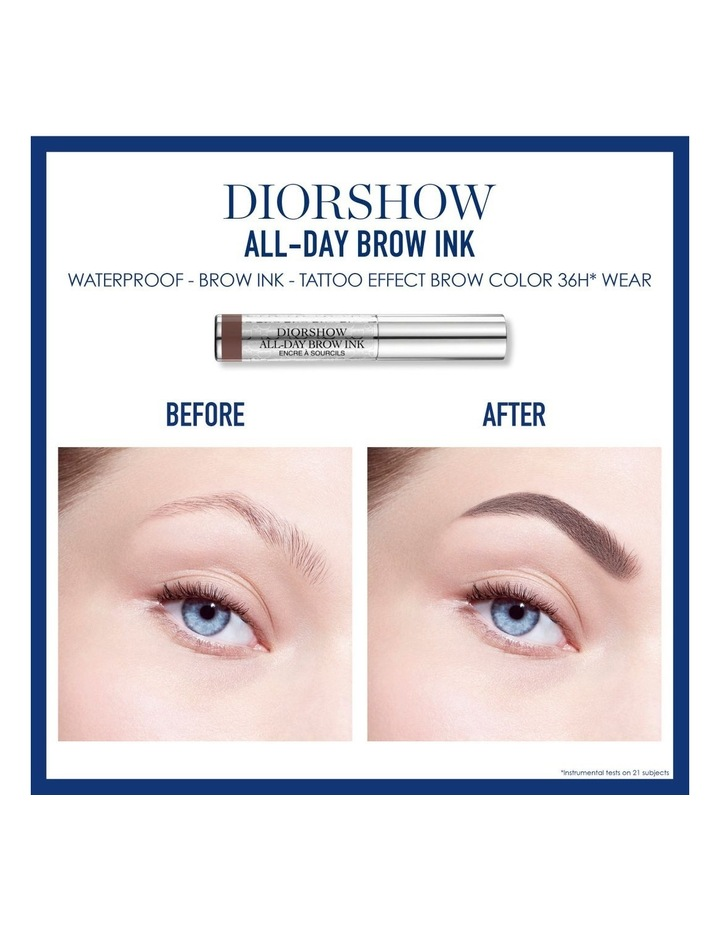 Diorshow Bold Brow image 2