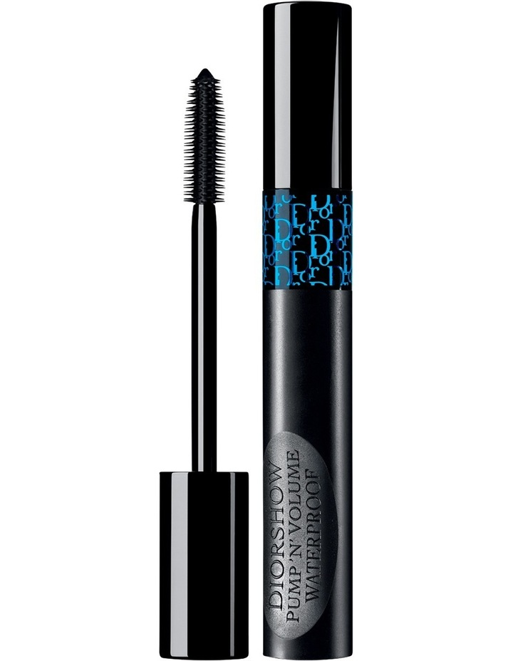 Pump'N' Volume Waterproof Mascara image 1