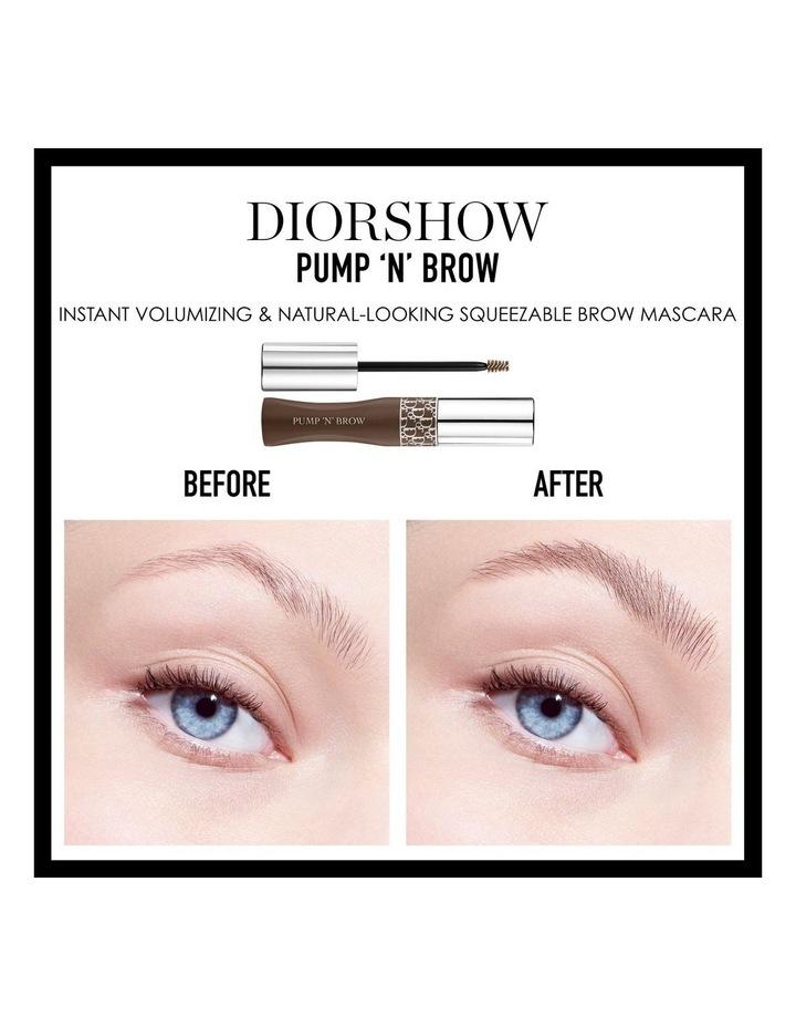 Diorshow Pump 'N' Brow image 2