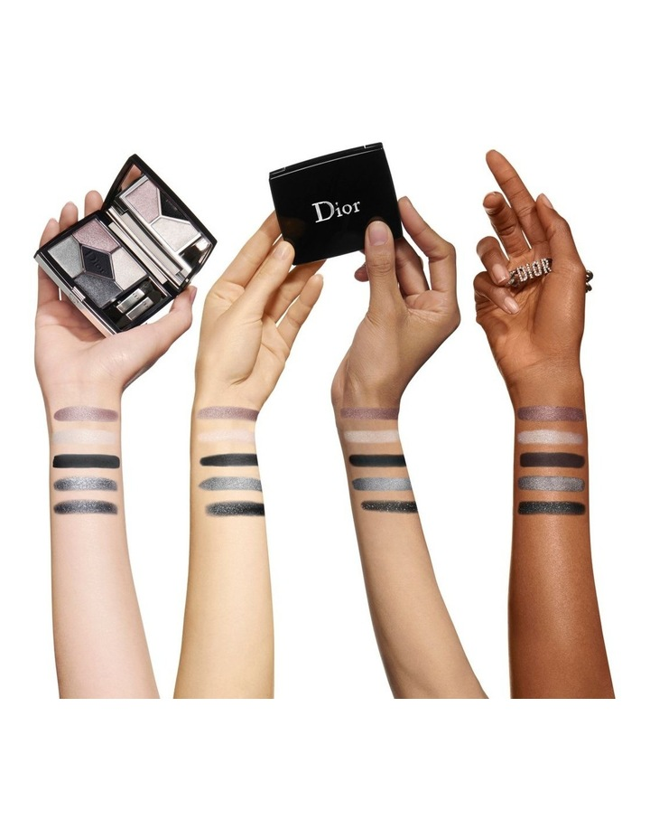 5 Couleurs Couture Eyeshadow Palette - High-Colour - Long-Wear Creamy Powder image 3