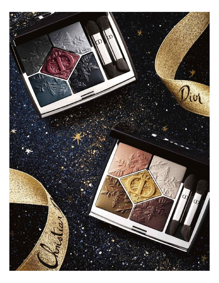 5 Couleurs Couture - Golden Nights Collection Limited Edition  High-Color Eyeshadow Palette image 3