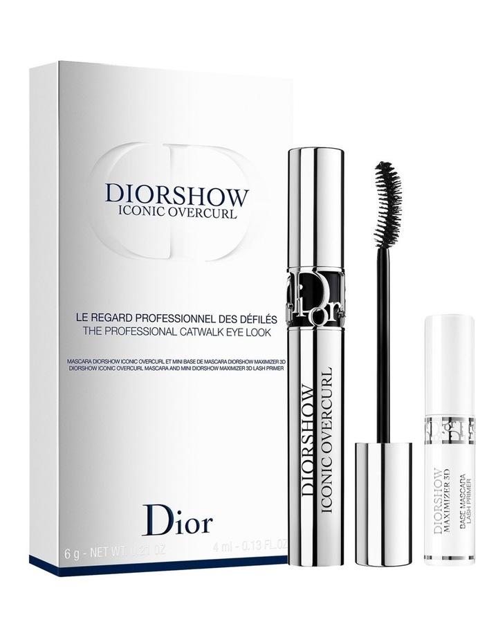 Diorshow Iconic Overcurl Mascara and Serum-Primer Set image 1