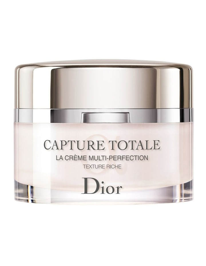 Capture Totale Multi-Perfection Rich Texture Creme Jar Refillable image 1